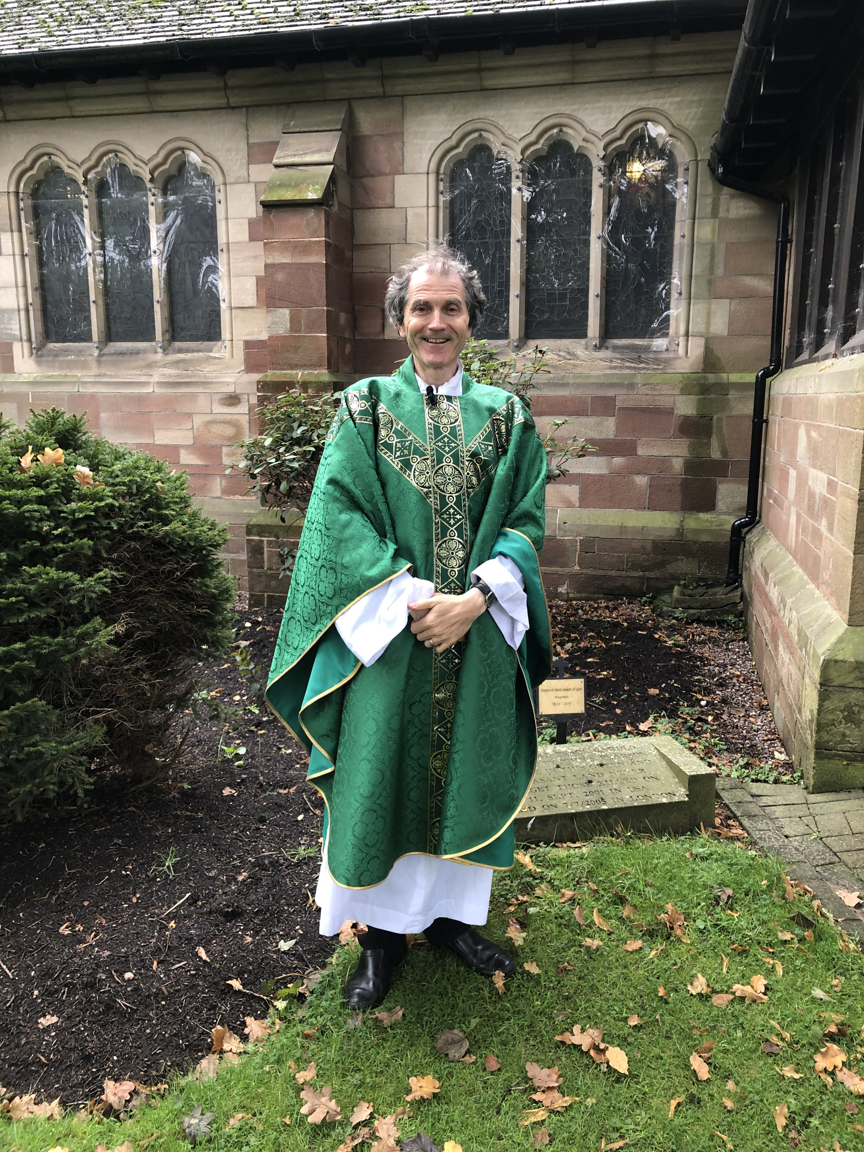 Fr Eamonn Corduff